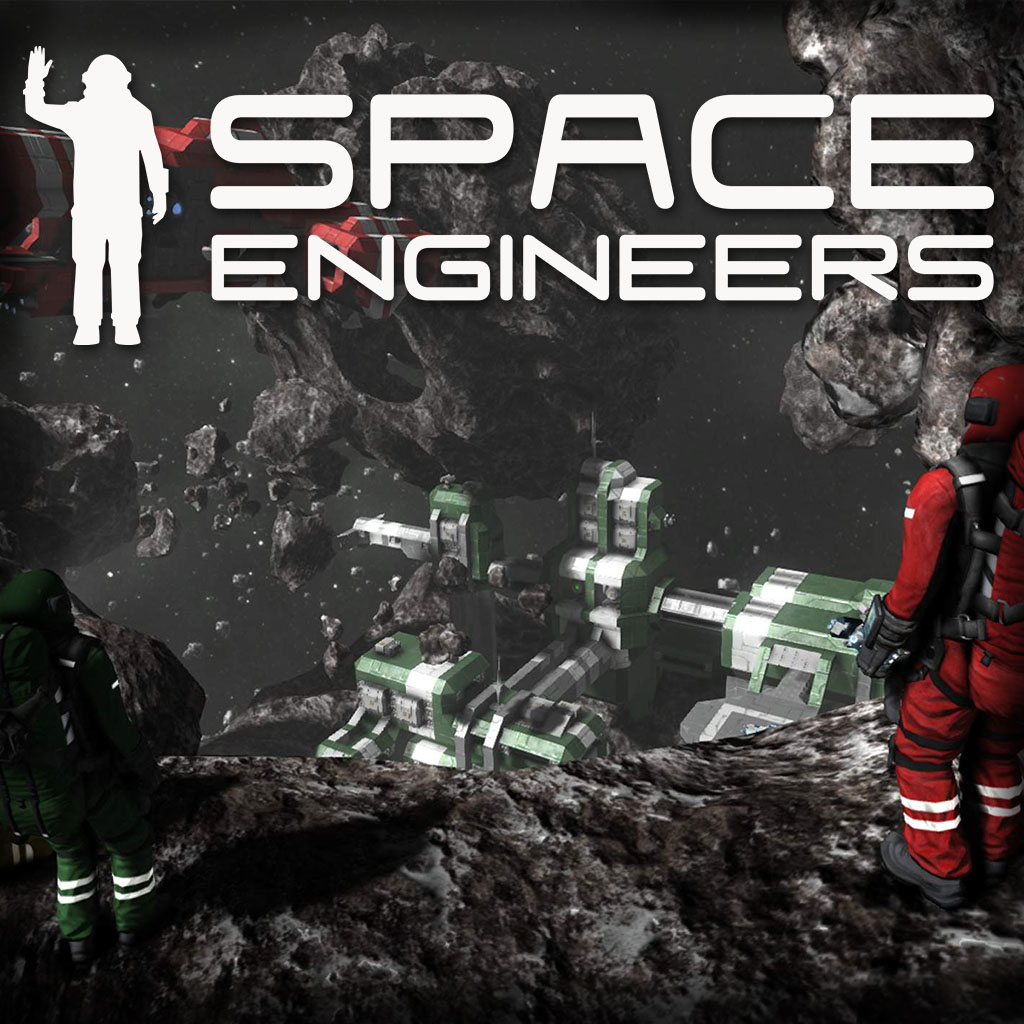 Space Engineers font
