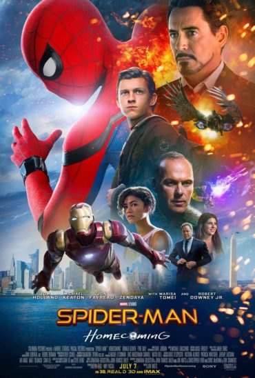 Spider-Man Homecoming Font