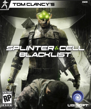 Tom Clancy's Splinter Cell Blacklist Font