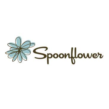 Spoonflower Logo Font