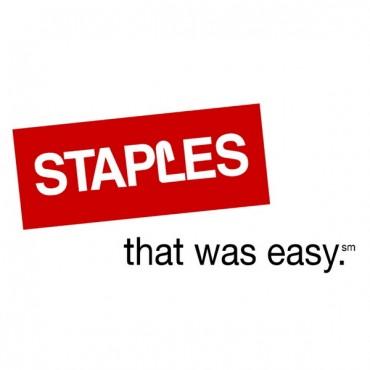 Staples Font