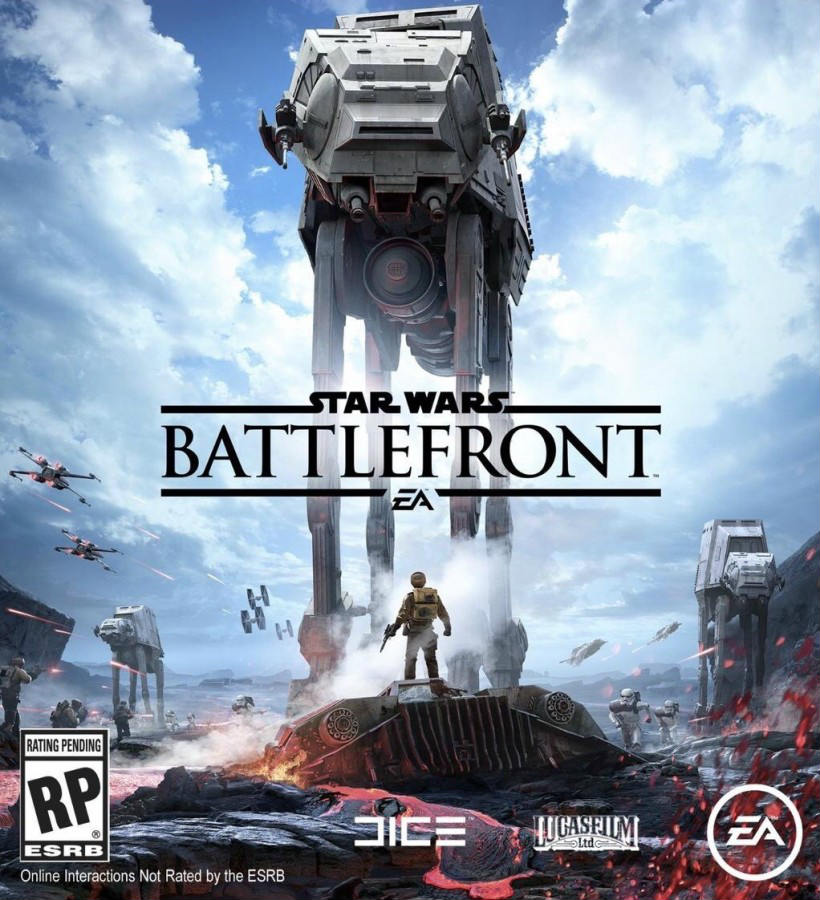Star Wars Battlefront (2015 video game) font