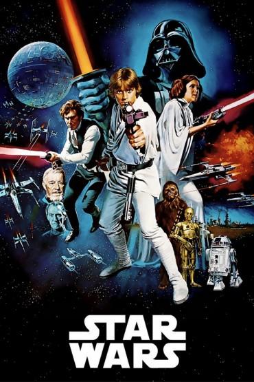 Star-Wars-Schriftart