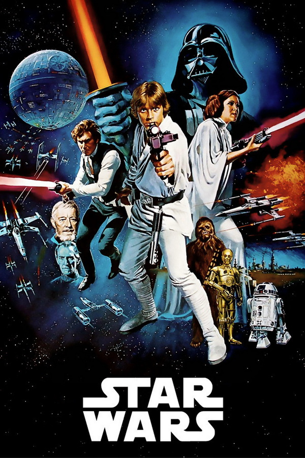 Star-Wars-Plakat