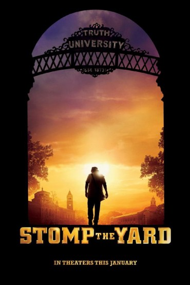 Stomp the Yard Font