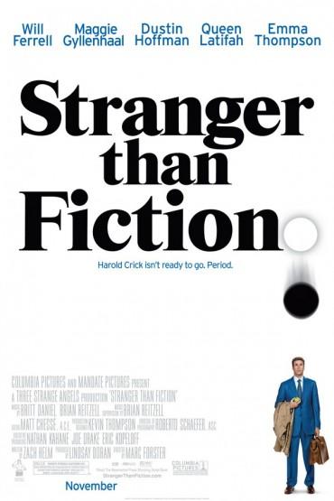 Stranger Than Fiction Font