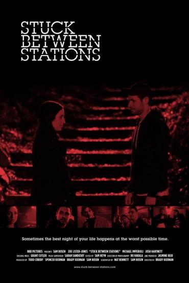Stuck Between Stations Font