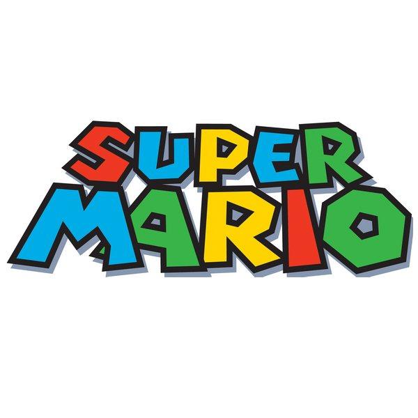 Le logo de Super Mario