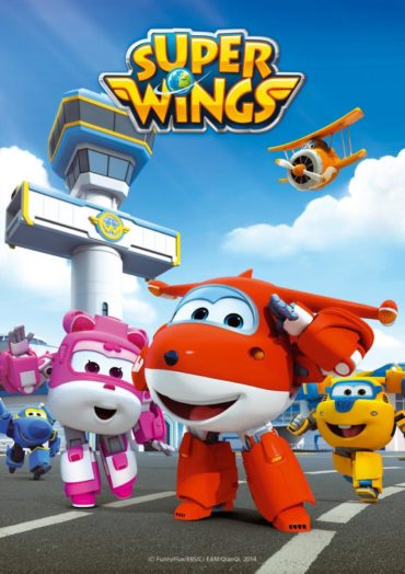 Super Wings Font