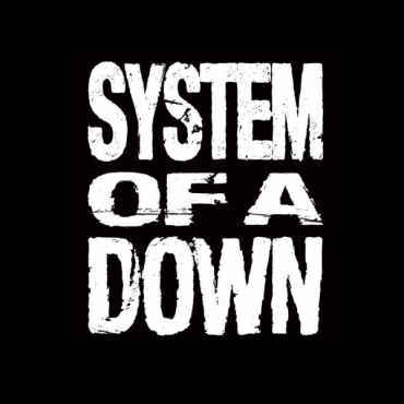 System of A Down Font