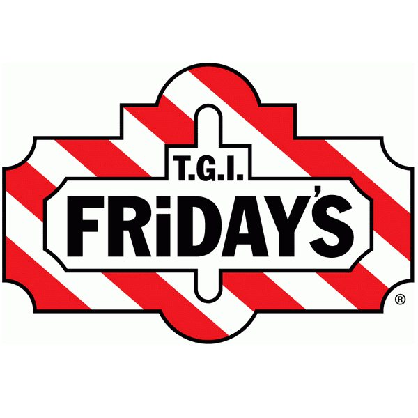 T.G.I. Friday's Font and Logo