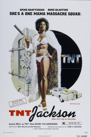 TNT Jackson Font