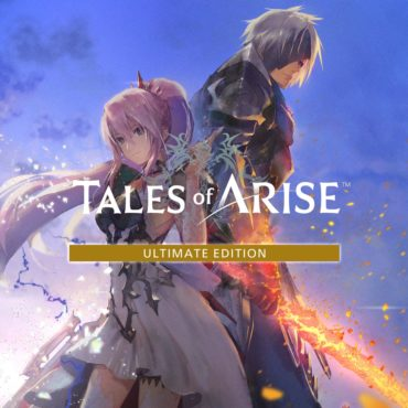 Tales of Arise Font