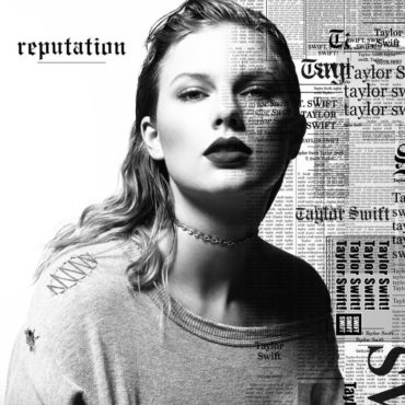 Reputation (Taylor Swift) Font