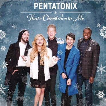 That's Christmas to Me (Pentatonix) Font