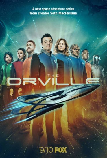 The Orville Font