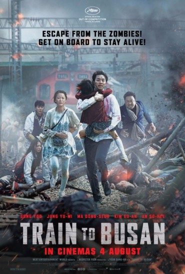 Train To Busan Font
