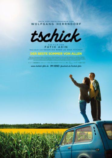 Tschick (film) Font