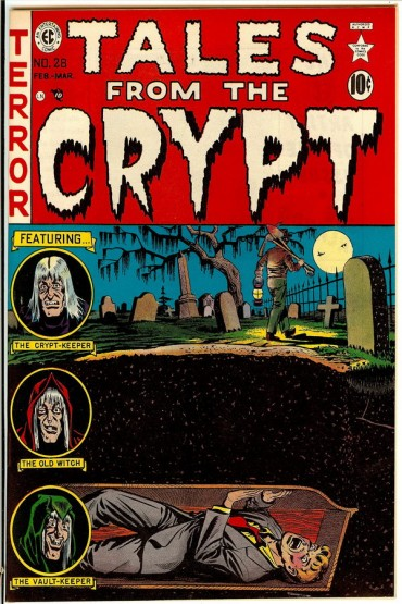 Tales from the Crypt Font