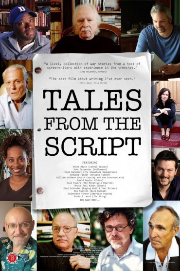 Tales from the Script Font