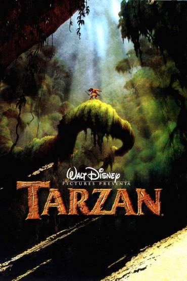 Tarzan Font