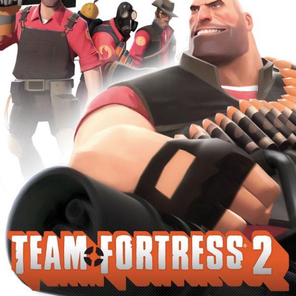 Team Fortress 2 Logo Font