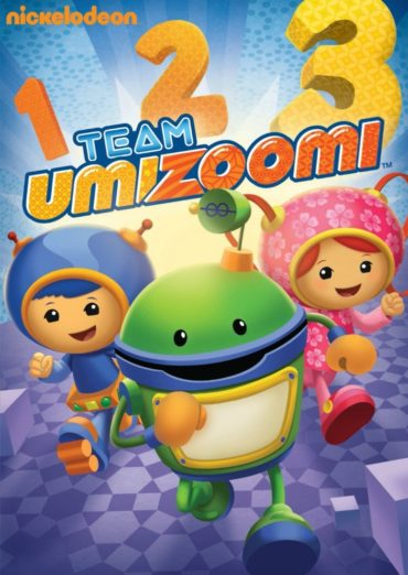 Team Umizoomi Font