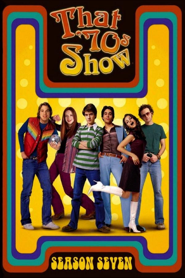 That '70s Show Font