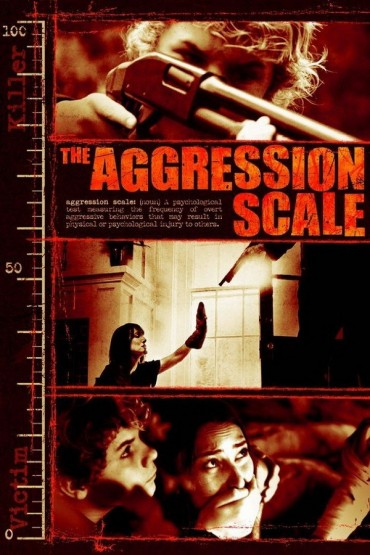 The Aggression Scale Font