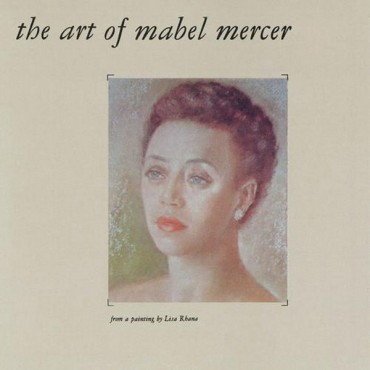 The Art of Mabel Mercer Font