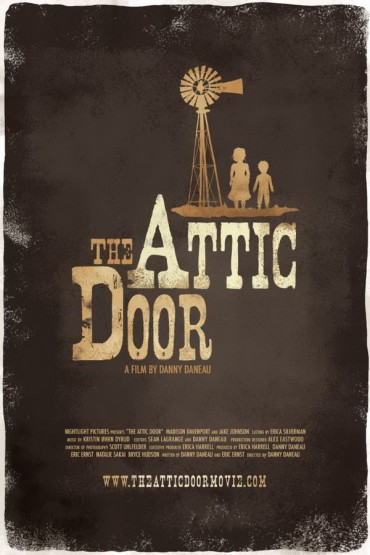 The Attic Door Font