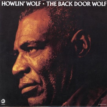 The Back Door Wolf Font