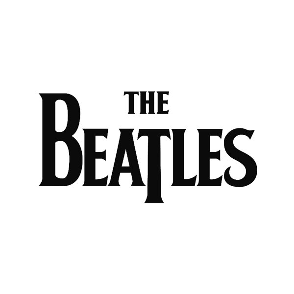 The Beatles Font and Logo
