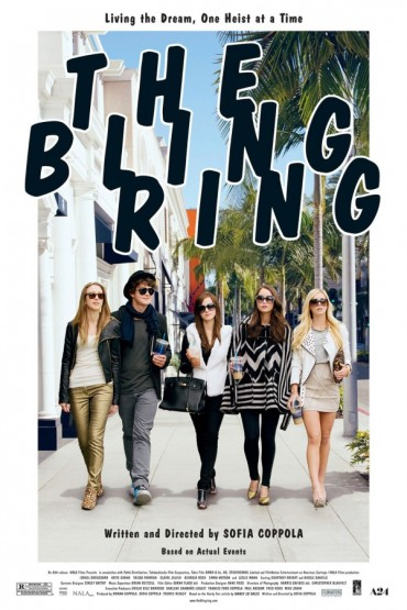 The Bling Ring Font