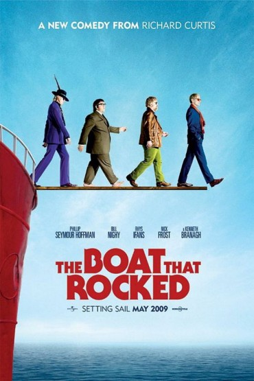 The Boat That Rocked Font