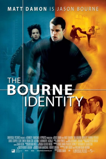 The Bourne Identity Font