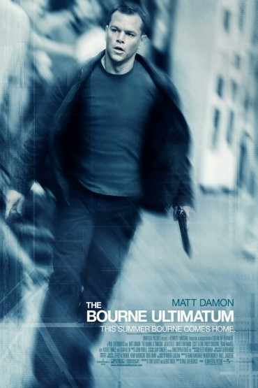 The Bourne Ultimatum Font