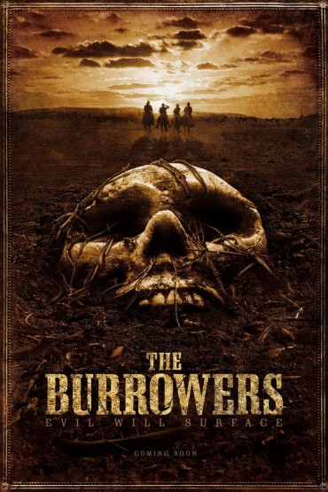 The Burrowers Font