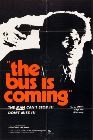 The Bus Is Coming Font
