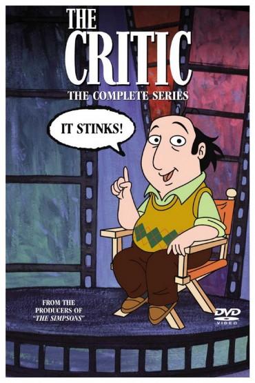The Critic Font