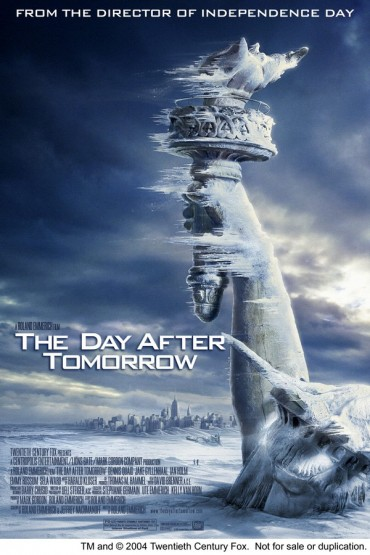 The Day After Tomorrow Font