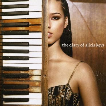 The Diary of Alicia Keys Font
