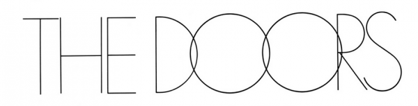 and ...  sc 1 st  Font Meme & The Doors Font and Logo