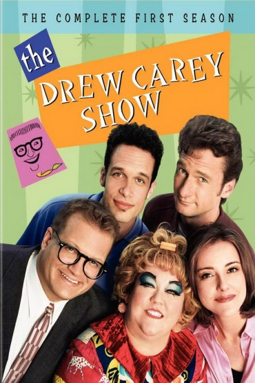 The Drew Carey Show Font