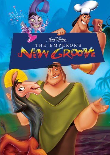 The Emperor's New Groove Font