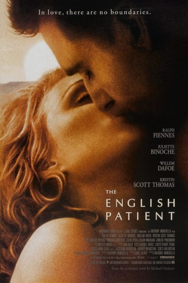 The English Patient Font