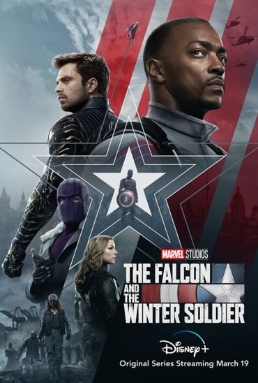 The Falcon and the Winter Soldier Font