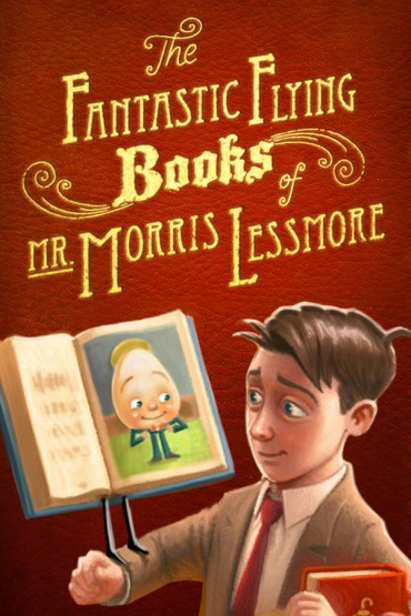 The Fantastic Flying Books of Mr. Morris Lessmore Font