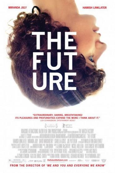 The Future (film) Font