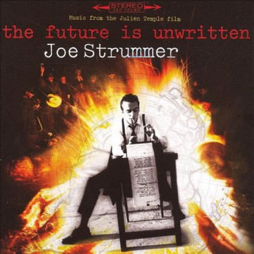 The Future Is Unwritten Font